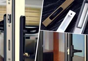 алюминиевые двери в Нур-Султане