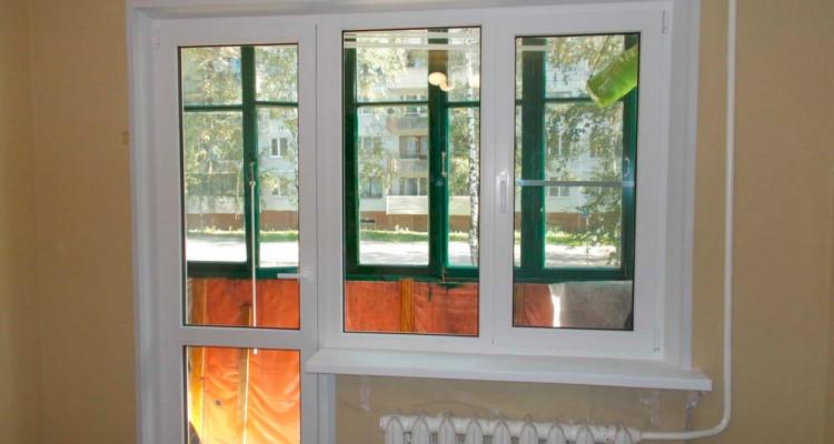 пластиковые окна в Нур-Султане