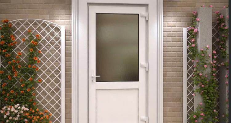 Пластиковые двери в Нур-Султане